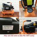 Chọn máy nén khí mini 220V tại Hà Nội