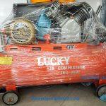 Máy nén khí công nghiệp Lucky hoạt động bền bỉ