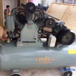 Máy nén khí lucky 500lit 20Hp - Sản phẩm có công suất lớn nhất