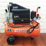 Giá máy nén khí lucky không dầu 24lit giá tốt