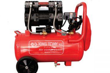 Đánh giá về máy nén khí không dầu Đài Loan 50 lít 3Hp KingTony
