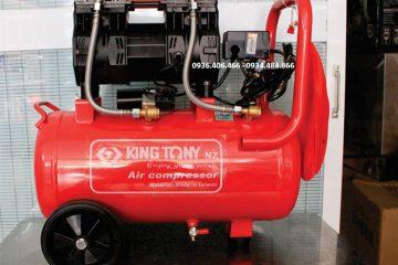 Đánh giá về máy nén khí không dầu Đài Loan 35 lít 2,5hp King Tony