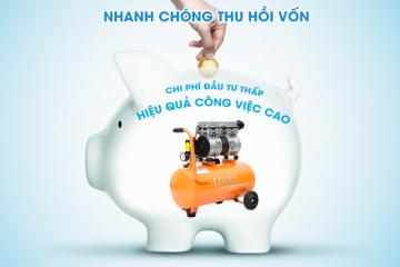 Những thương hiệu máy nén khí Trung Quốc tốt nhất hiện nay
