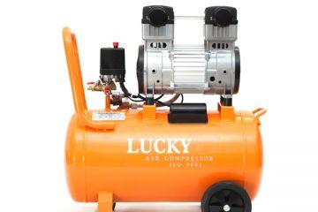 Báo giá máy nén khí không dầu Lucky cuối năm 2021
