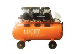 Máy nén khí không dầu 150 lít 6Hp Lucky H6 mới nhất